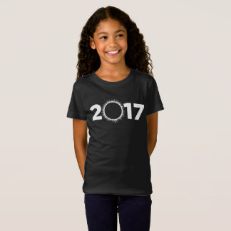 Girl's Great American Total Eclipse 2017 T-Shirt