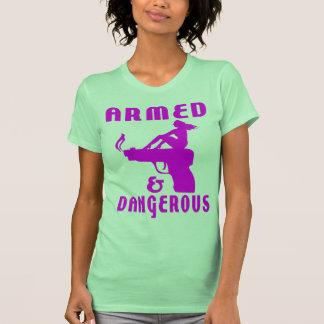 GIRLS & GUNS TANK TOPS