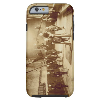 Girl's Gymnasium at the Deaf and Dumb Institution, Tough iPhone 6 Case