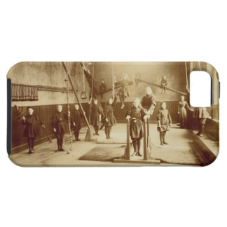 Girl's Gymnasium at the Deaf and Dumb Institution, iPhone SE/5/5s Case