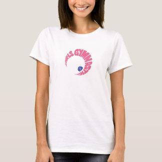 Girls Gymnastics Events T-Shirt