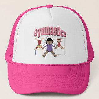 Girls Gymnastics Trucker Hat