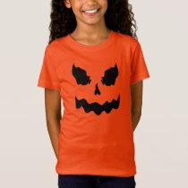 Girls Halloween T-Shirt