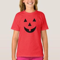 Girls Halloween T-Shirt