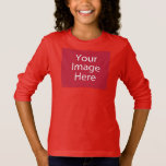 Girl&#39;s Hanes Hoodie<br><div class='desc'>Create your own girls hoodie! Use the design tool to upload your own artwork, design, or images to make a one-of-a-kind girls hoodie. You can also add text using awesome fonts and view a preview of your design! Our easy to customize girls hoodie has no minimum order and is made...</div>