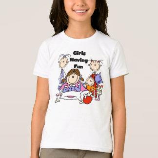Girls Having Fun T-Shirt