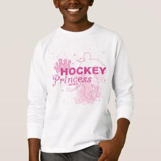 Girls Hockey Princess T-Shirt
