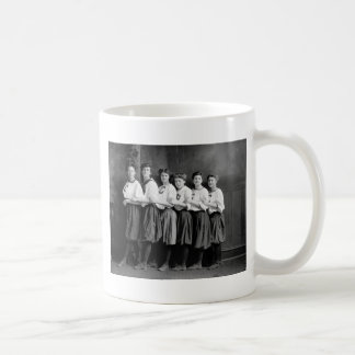 Girls in Bloomers, early 1900s Coffee Mug