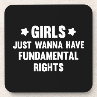 Girls Just Wanna Have Fun Coaster