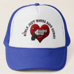 "Girls Just Wanna Have Guns Hat<br><div class=""desc"">The hat for the girl who just wants to have guns. (more colors available)</div>"