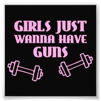 Girls Just Wanna Have Guns Photo