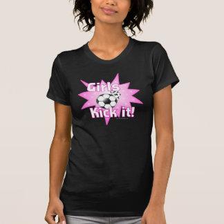 Girls Kick it T-shirts