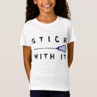 Girls Lacrosse T-Shirt