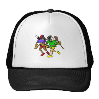 Girls Lacrosse Trucker Hat