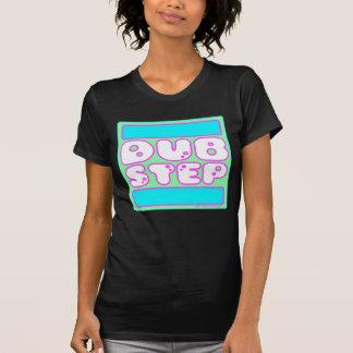 Girls ladies Womens cute DUBSTEP tshirt