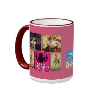 girls like Ringer Mug