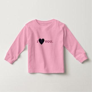 Girl's Long Sleeve shirt - universal Love
