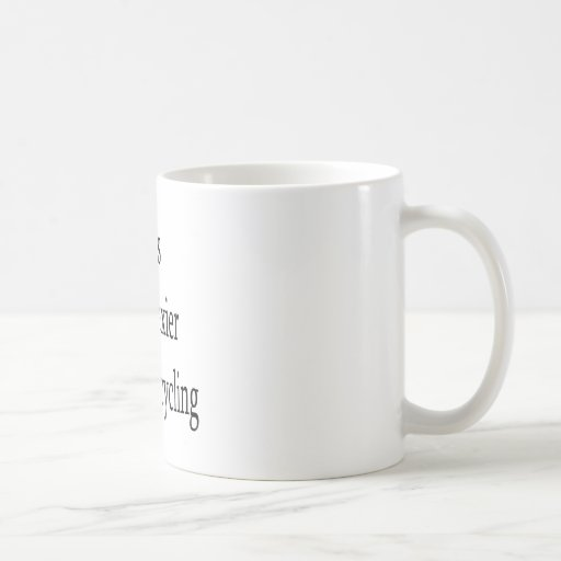 Girls Look Sexier When Recycling Mugs