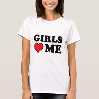 Girls Love me T-shirt