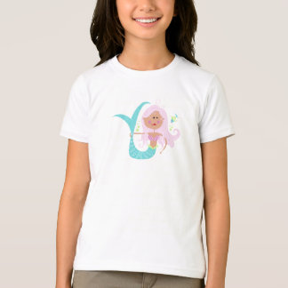 Girls Mermaid T-Shirt