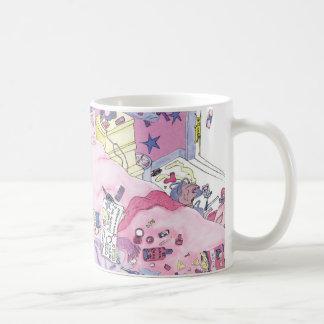 Girls Messy Bedroom Mug