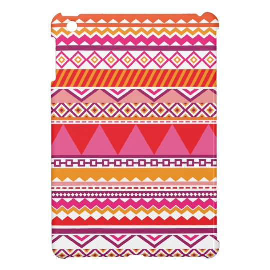 Girls mexico pattern iphone case iPad mini cover