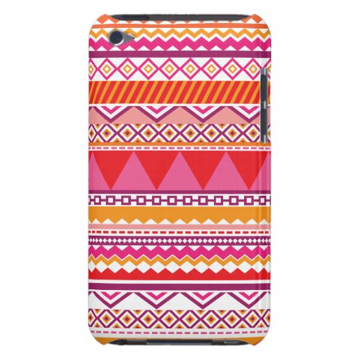 Girls mexico pattern ipod case iPod Case-Mate case