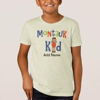 Girls Montauk Kid T-Shirt