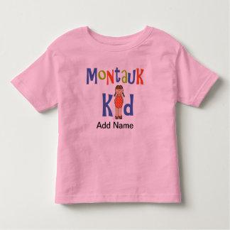 Girls Montauk Kid Toddler T-shirt