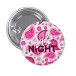 Girls Night Button