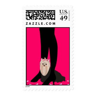 Girls' Night In Stamp