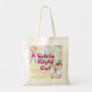 Girl's Night Out Budget Tote Bag