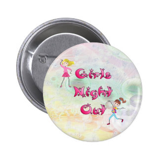 Girl's Night Out Buttons
