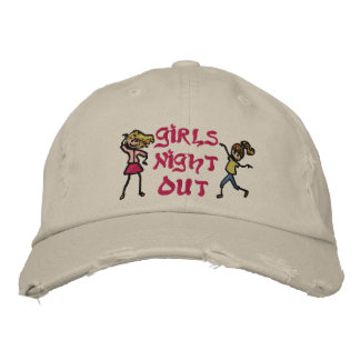 Girl's Night Out Cap