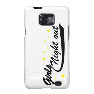Girls Night out Galaxy S2 Cases