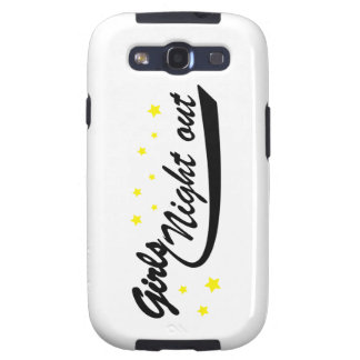 Girls Night out Galaxy SIII Cover