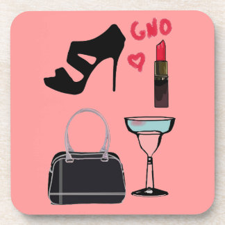 """Girls Night Out"" Coasters"