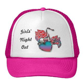 Girls' Night Out design Trucker Hat
