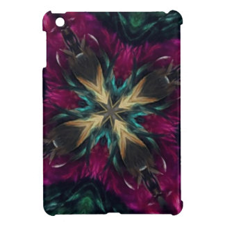 Girls Night Out Feather Boa Kaleidoscope Cover For The iPad Mini