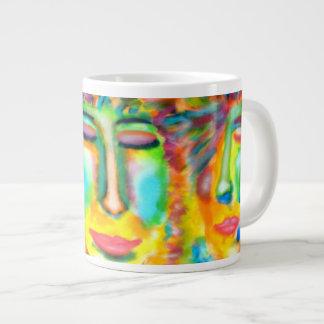 Girls Night Out Fine Art Jumbo Mugs