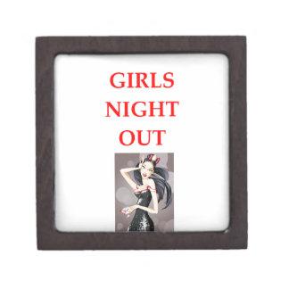 girls night out gift box