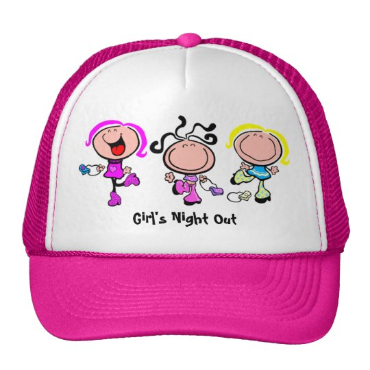 Girl's night out Hat