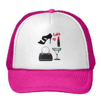 """Girls Night Out"" Hat"