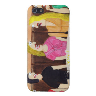 Girls Night Out iPhone 5 Covers