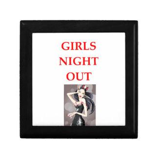 girls night out jewelry box