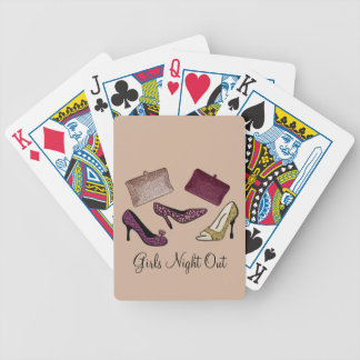 Girls Night Out Playing Cards