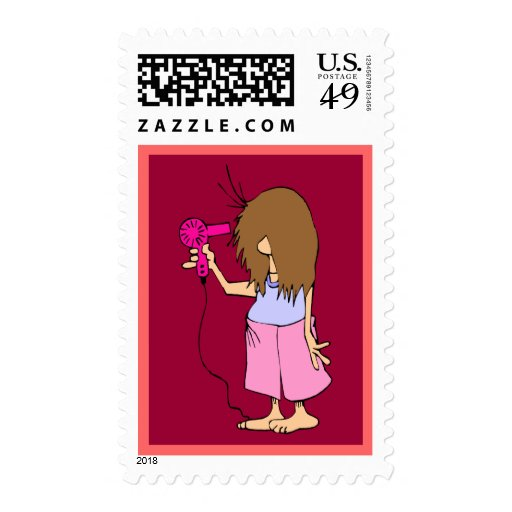 Girls Night Out Postage Stamp