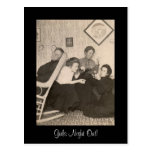 Girls-Night-Out Postcard!