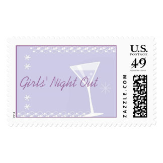 Girls' Night Out Stamp