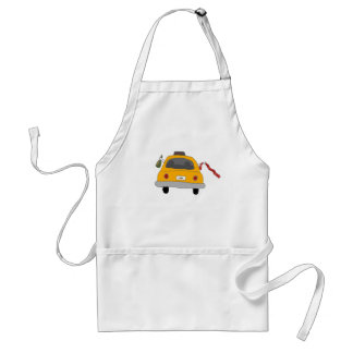 Girls' Night Out Taxi Apron